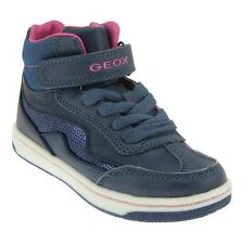 GEOX Girl Low Shoes Sneakers trainers Faux leather Children Girls shoes new