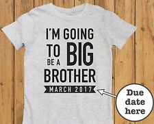 big brother announcement shirt, big brother gift, Pregnancy big brother t shirt
