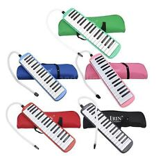 32 Piano Keys Melodica Musical Education Instrument with Carrying Bag Y1A0
