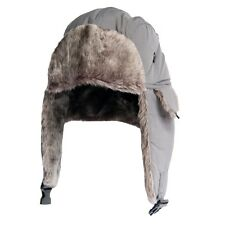 Aviator Bomber Faux Fur Winter Ski Trooper Trapper Ear Flap Hat Cap