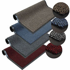 HEAVY DUTY WASHABLE DOOR MAT ANTI NON SLIP ENTRANCE RUG MAT  (60x90cm)