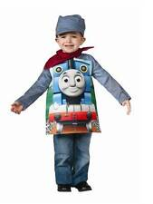 Toddler Boys THOMAS TANK ENGINE costume dress up Size 2T/3T  hat scraf NWT