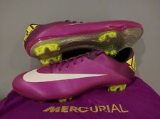 NIKE MERCURIAL VAPOR VII FG ACC FOOTBALL SOCCER BOOTS 547 COLLECTOR'S ITEM