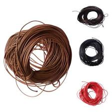10m 1mm WAXED CORD Nylon String Thread Rope Thread For DIY Jewelry Making Crafts