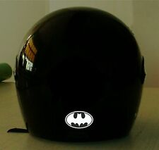 BATMAN  MOTORCYCLE HELMET REFLECTIVE DECAL.2 FOR 1 PRICE