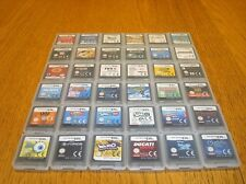 Nintendo DS Games - 50 x TITLES - Select From List - Nintendo DS/DSi