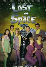 LOST IN SPACE Season THREE, Vol. 2 (DVD, 3-Disc Set, 2009 Release) SEALED!