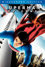Superman Returns (DVD, 2006, Widescreen Edition) - BRAND NEW!