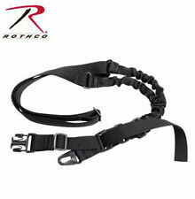 NEW Single Point Tactical Combat Military Rothco Rifle Sling -Ships Free & Fast!