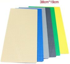 Large 48 x 24 Studs (S) 38.5cm x 19cm BASE PLATE Compatible Construction Blocks