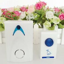 New LED Wireless Chime & Door Bell Remote control 32 Tune Songs LS