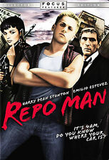 Repo Man (DVD, 2006)Alex Cox Film Collector's Edition Sealed Free Mailing