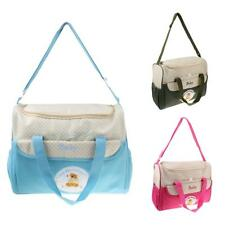 Fashion Mummy Bag Tote Shoulder Bag Messenger Baby Nappy Changing Diaper Bag