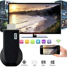 NEW Miracast Wifi Display HDMI 1080P TV Dongle Receiver Fits Smartphone LaptopLC
