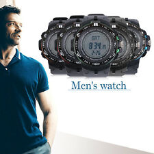 Heart Rate Monitor With Pedometer Calories Counter 3D Fitness Sport Watch LO