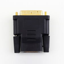 DVI Male to HDMI Female adapter Gold-Plated M F Converter For HDTV LCD Pro LS