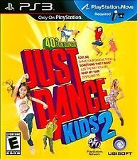 Just Dance Kids 2-PS3- NEW-Factory Sealed