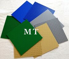 Double Sided 32x32 Studs 25.5x25.5cm BASE PLATE Compatible Construction Blocks