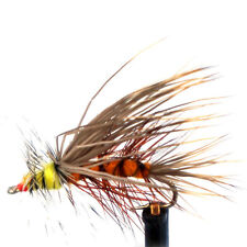 Aventik Stimulator Orange Stone Flies Dry Trout Nymph Fly Fishing Flies