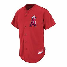 Majestic Men's MLB Cool Base Los Angeles Angels Baseball Jersey
