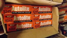 AUTOLITE 5245 autolite spark plugs 5245 set of 4 COPPER SPARK PLUGS