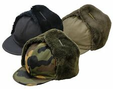 Brand New Military Army Trapper Hat Foreign Legion Cold Weather Winter Cap