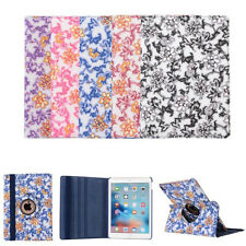 Slim 360°Rotating Leather Flip Smart Case Stand Cover for Apple iPad Pro 9.7""