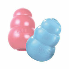 KONG Puppy Dog Fun Interactive Treat Dispenser Chew Toy
