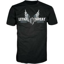 Lethal Threat Lethal Threat Motorcycles T-Shirt #