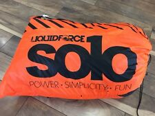 Used 2015 Liquid Force SOLO  15.5M Kite Only Kiteboarding