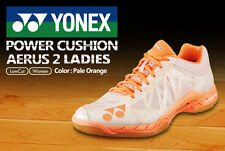 New Yonex Japan Badminton Shoes Ladies POWER CUSHION AERUS 2 LADIES SHBA2L