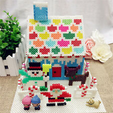 1000pcs 2.6mm HAMA/PERLER Beads for Funny Kids Fun DIY Craft Toy Gifts 17 Colors