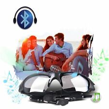 Wireless Bluetooth SunGlasses Headset Headphones For iPhone Samsung LOT LO