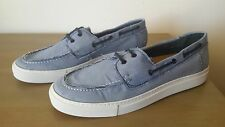 The Generic Man - Undefeated Collection - Deck Shoe - Low - Charmbray Blue