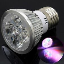 E27 10W Flower Lamp New Full LED Plant Grow Light Bulb for Hydroponic Greenhouse