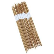 11sizes x 4pcs Bamboo Double Pointed Knitting Needles 2.0-5.0mm