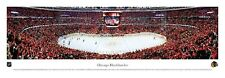 Chicago Blackhawks United Center Panoramic Photo NEW