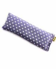 StormyNights|Linseed Eye Pillow|100%Cotton|Lined|Yoga|ChooseScent|Relax|Flaxseed