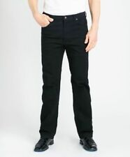 Grand River 183 Stretch Straight Cut Mens Black Jeans Regular, Big, & Tall Sizes