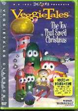 DVD-Veggie Tales: Toy That Saved Christmas