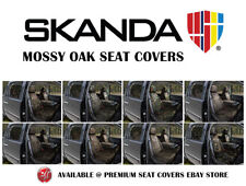 Mossy Oak Camo Tailored Front Seat Covers for Toyota FJ Cruiser from Coverking