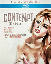 Contempt (Blu-ray Disc, 2010)