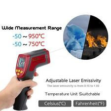Non-Contact IR Laser Infrared LCD Digital Thermometer Gun Temperature Meter S8L5