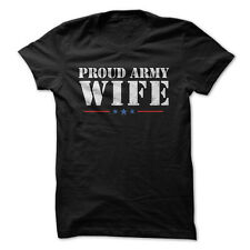 Proud Army Wife - Funny T-Shirt