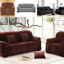 Easy fit Stretch Sofa Slipcover Stretch Protector Soft Couch Cover -1/2/3 Seater