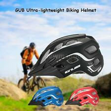 GUB New Road Bike Bicycle In-mold Helmet Cycling Skating Safety Protective O9N4