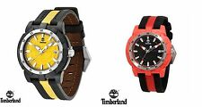 Unisex Timberland Ledge Nylon Strap Watch