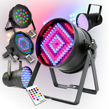 CHOICE BEAMZ LED Stage Light DMX Par Can DJ Disco Uplighter Lighting Effects