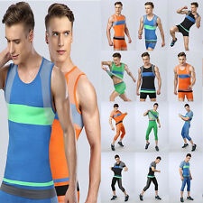 New Men COMPRESSION Base Layer Shorts Pant Tight Under Skin Sports Gear Trousers