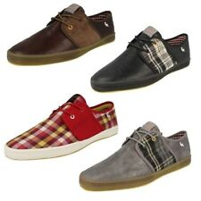 Mens Fish n Chips by Base London Casual Shoes Spam 2